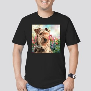 Airedale Painting T-Shirt