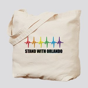 Stand With Orlando Tote Bag
