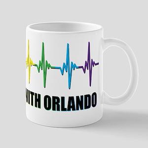 Stand With Orlando Mug