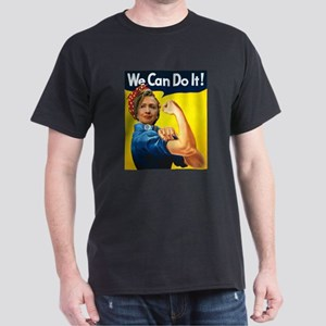 Hillary Can Do It T-Shirt