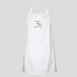 Enjoyment of Reading Apron