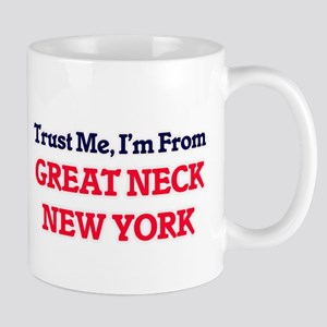 Trust Me, I'm from Great Neck New York Mugs