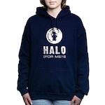 Hfm Vertical Logo Women's Hooded Sweatshirt