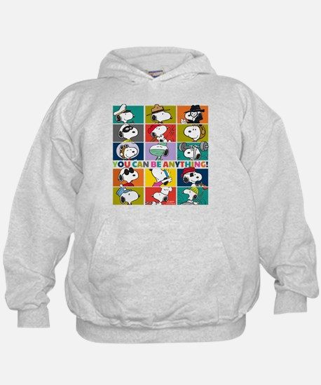 Snoopy-You Can Be Anything Hoody