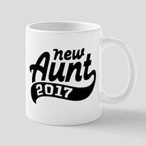 New Aunt 2017 Mug