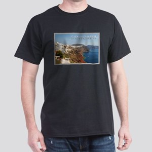 Oia Greece Santorini Island Travel T-Shirt