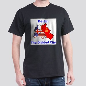 Berlin: The Divided City Ash Grey T-Shirt