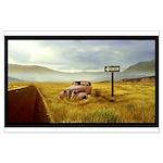 Nevada Desert - Large Poster