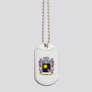 Brady Coat of Arms (Family Crest) Dog Tags