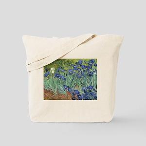 Van Gogh Iris Tote Bag
