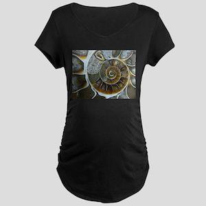 Ammonite Maternity T-Shirt