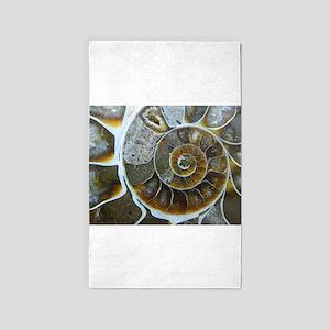 Ammonite Area Rug