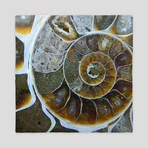 Ammonite Queen Duvet