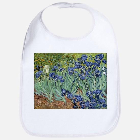 Van Gogh Iris Bib