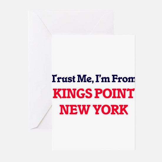 Trust Me, I'm from Kings Point New Greeting Cards