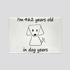 66 Dog Years 6-2 Magnets