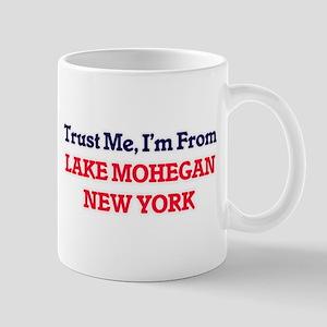 Trust Me, I'm from Lake Mohegan New York Mugs