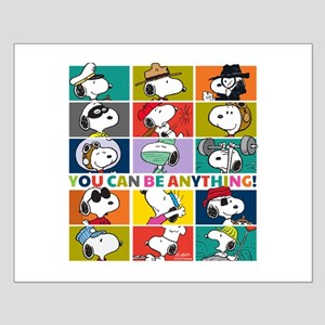 Snoopy-You Can Be Anything Small Poster