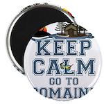 keep calm duhamel Magnets