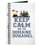 keep calm duhamel Journal
