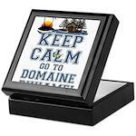 keep calm duhamel Keepsake Box