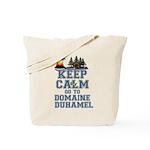 keep calm duhamel Tote Bag