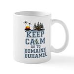 keep calm duhamel Mugs