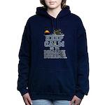 keep calm duhamel Women's Hooded Sweatshirt