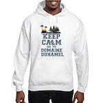 keep calm duhamel Hoodie Sweatshirt