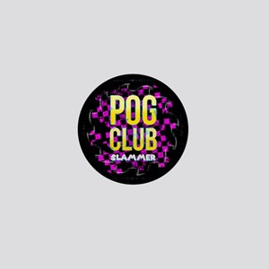 Pog Club Slammer Mini Button