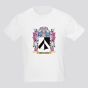Branson Coat of Arms (Family Crest) T-Shirt