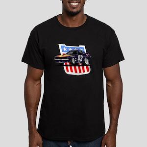 Swede Savage AAR Men's Fitted T-Shirt (dark)