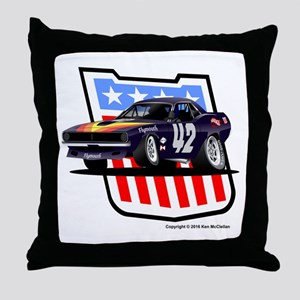 Swede Savage AAR Throw Pillow