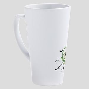 Spooky Night Art 17 Oz Latte Mug
