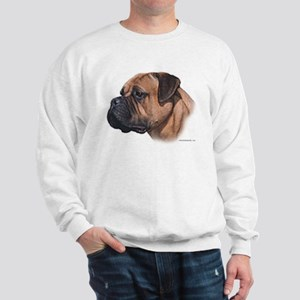 Bullmastiff Mosaic-look Sweatshirt