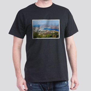 Skala Greece Patmos Island Travel T-Shirt