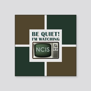 BE QUIET! Sticker