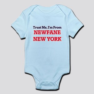 Trust Me, I'm from Newfane New York Body Suit