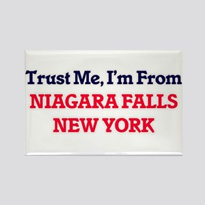 Trust Me, I'm from Niagara Falls New York Magnets