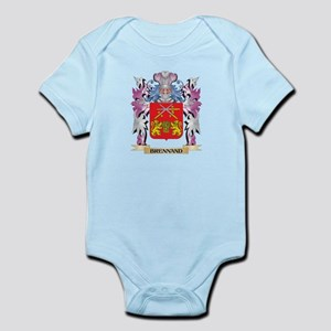 Brennand Coat of Arms (Family Crest) Body Suit