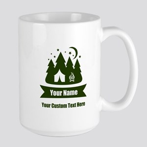 CUSTOM Camping Design Mugs