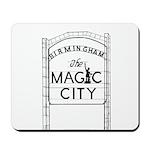 Magic City Logo Mousepad