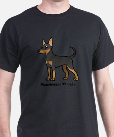 Cute Manchester terrier T-Shirt