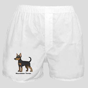 manchester terrier Boxer Shorts