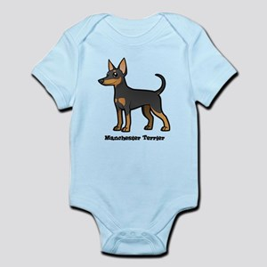 manchester terrier Body Suit