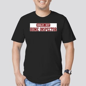 Worlds best Home Inspector T-Shirt