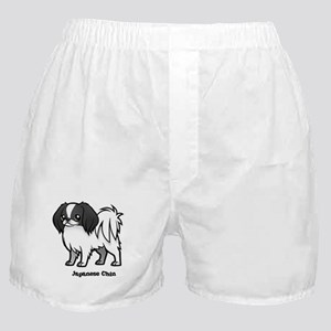japanese chin Boxer Shorts