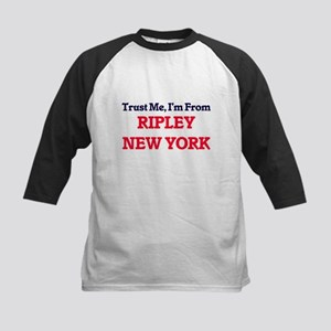 Trust Me, I'm from Ripley New York Baseball Jersey
