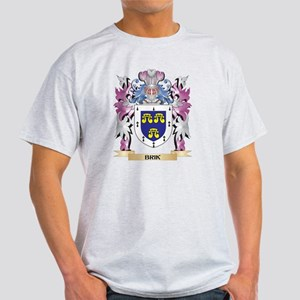 Brik Coat of Arms (Family Crest) T-Shirt