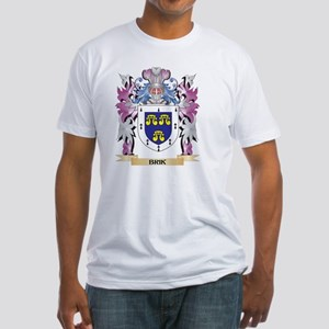 Brik Coat of Arms (Family Crest) T-Shirt